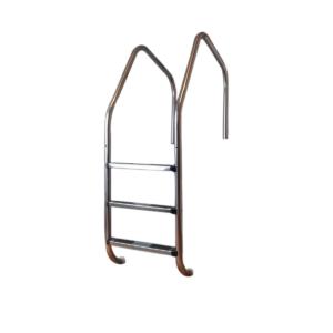 Merdiven Açık AISI 304 Paslanmaz Çelik Basamaklı