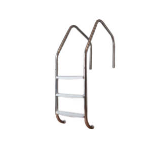 Merdiven Açık AISI 304 Plastik Basamaklı
