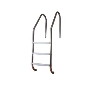 Merdiven Standart  AISI 304 Model Plastik Basamaklı