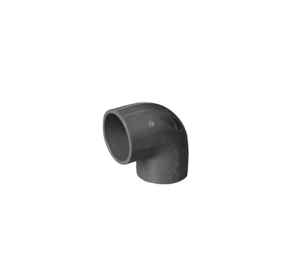 PVC 90° Dirsek