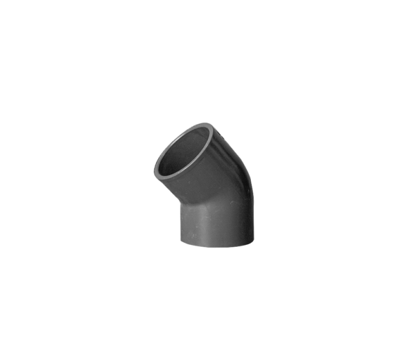 PVC 45° Dirsek