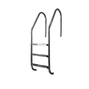 Merdiven Standart AISI 304 Paslanmaz Çelik Basamaklı