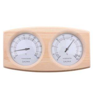 Sıcaklık ve Nem Ölçen Termometre ve Higrometre